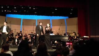 Sarah Pollock and Sadie Katz singing Single Man Drought