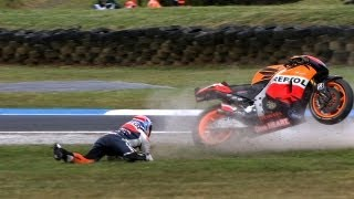 MotoGP™ Crash Reel