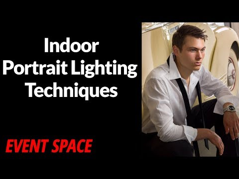 Indoor Portrait Lighting Techniques | James Schmelzer