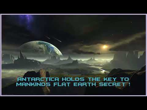 NEWS DISCOVERY 2017 - Antarctica holds the key to Mankinds Flat Earth Secret !