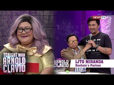 Tonight with Arnold Clavio: Boobsie, isang tunay na 'Dalagang Filipina!'