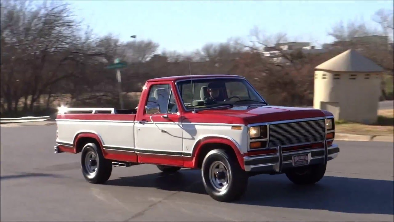 1983 ford f 150 long bed