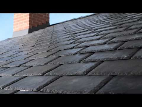 Davinci Composite Vs Natural Slate Roofing Mythbusters Series Episode 5 Skywalker Roofing Youtube
