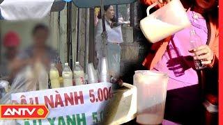 Kinh hãi 1kg bột HÓA CHẤT  pha được 200 ly SỮA ĐẬU NÀNH | TPSHB | ANTV