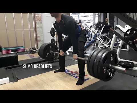 Gym quick tips 10: Deadlift/Leg press