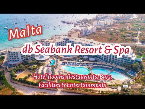 🌍 Travel to Malta - db Seabank Resort & Spa