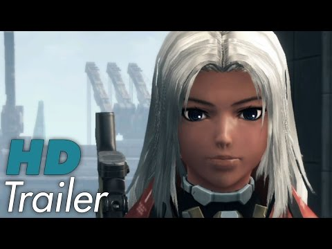 XENOBLADE CHRONICLES X - Official Exploration Trailer [HD]