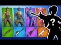 RANDOM SKIN CHALLENGE in Fortnite Battle Royale