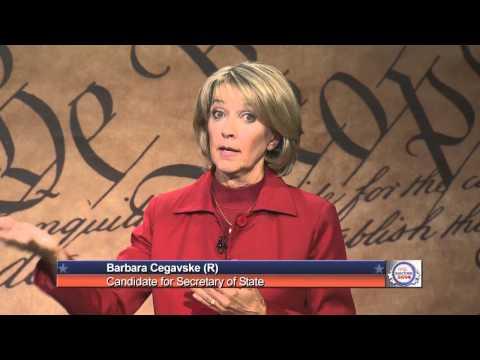 Vegas PBS Election 2014: Secretary of State Debate