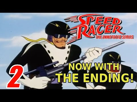 Speed Racer: The Annotated Series - Episode 2 - The Great Plan: Part 2