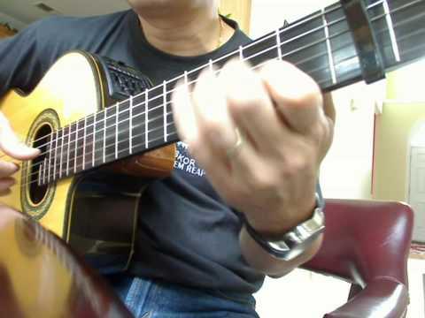 The Myth (Endless Love) 美丽的神话 - Guitar solo (Ver. 2)
