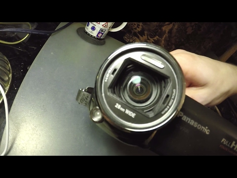 Всё про камеру для съемок. Про мою, наработки, что докупать, настройки.  Panasonic HC-V700
