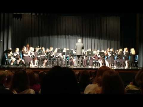 Eastern Hancock High School Band Spring 2017 Concert(2)