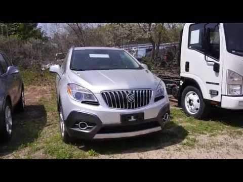 Thumbnail: 2015 Buick Encore AWD Premium at Marty's Buick GMC