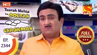 Taarak Mehta Ka Ooltah Chashmah - तारक मेहता - Ep 2344 - Full Episode - 23rd November, 2017