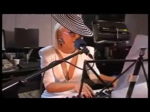 Lady GaGa - Viva La Vida (Official Video) Live Video On BBC Radio One