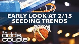 NCAA Basketball Picks | NCAA Tournament No. 2 vs. 15 games | Odds Couple
