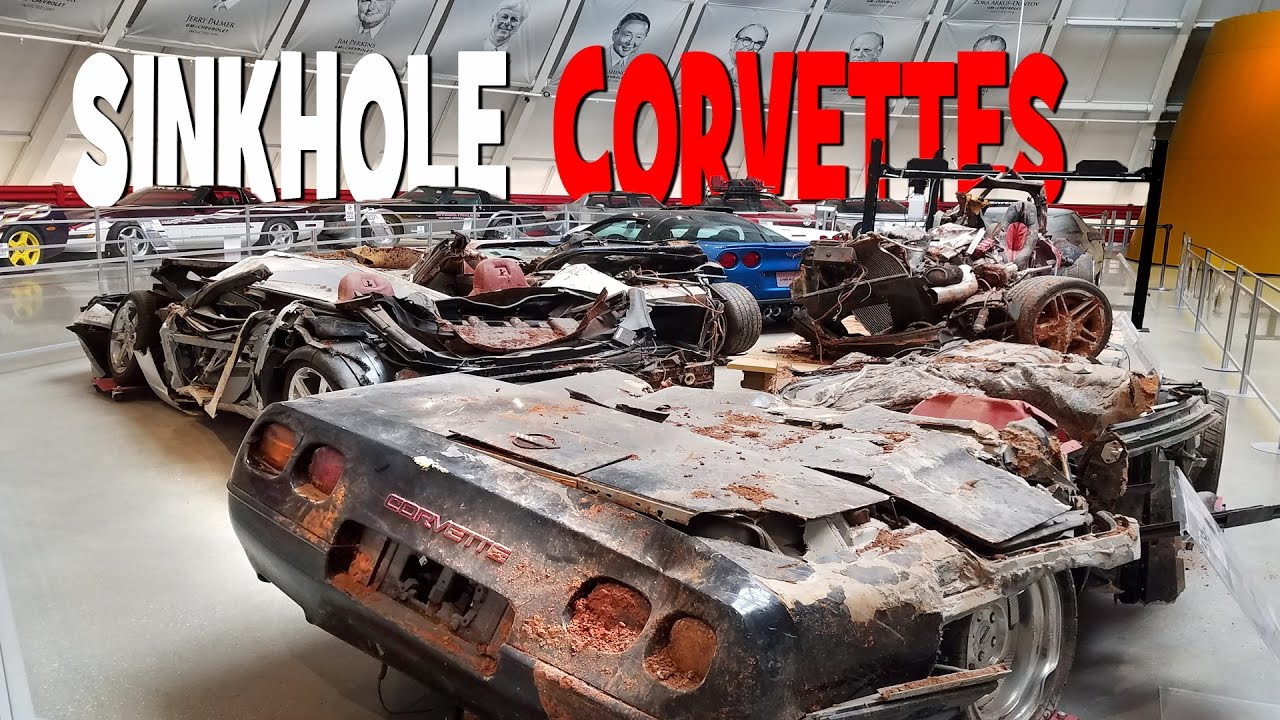 National Corvette Museum >> Destroyed in the Corvette Museum - YouTube