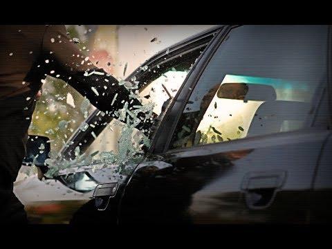 Утилизация машины Ford mondeo 3. Разбили лобовое стекло и отрезали крышу. #утилизатор