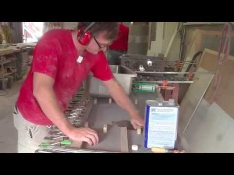 DIY how to mounting seamless stainless steel sink