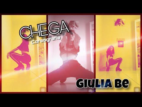 GIULIA BE - CHEGA DANCE VERTICAL  I COREOGRAFIA