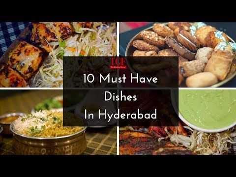 """HYDERABAD"" - Top 10 Hyderabadi Food 