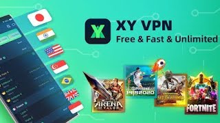 XY VPN - Free, Secure, Unblock, Super, Hotspot @MSK APPS screenshot 1