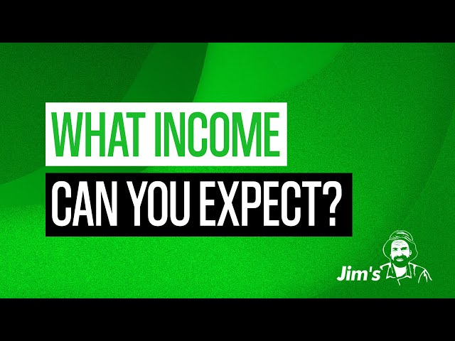 What income can a regional franchisor expect to earn? | www.jims.net | 131 546