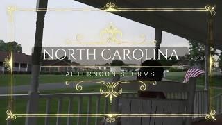 Carolina Storm Rolls Through Fast