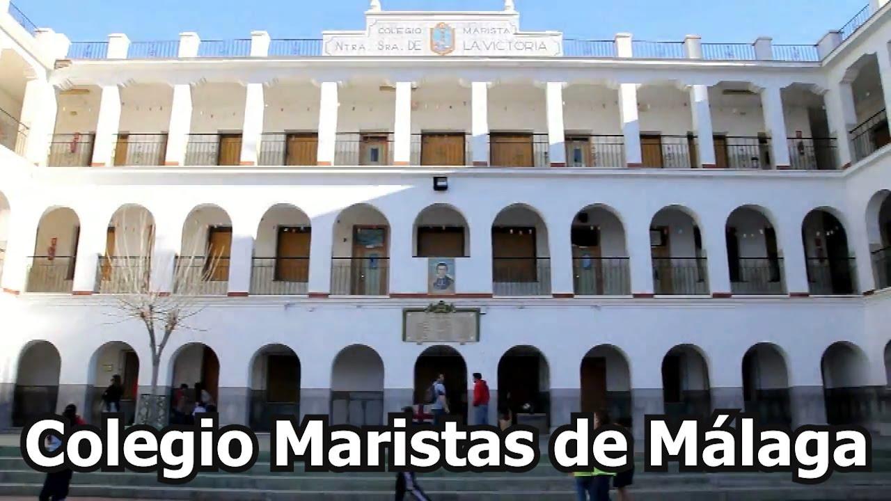 Colegio maristas de m laga diciembre youtube for Colegio sagrada familia malaga ciudad jardin