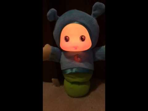 Playskool Lullaby GloWorm Songs