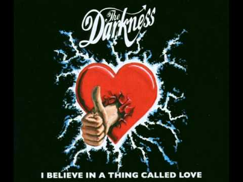 Клип The Darkness - I Believe In A Thing Called Love (Single Version)