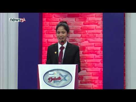 Debate Star Audition  Episode02  - NEWS24 TV