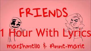 Marshmello- friends [1 hour].