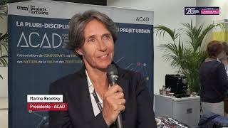 FPU 22/06/2021 - Interview de Marina Brodsky, Présidente de l'ACAD