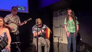 Fuinneamh (2) - The King's Shilling, with Eibhlín Broderick, Craiceann Bodhrán Festival 2018