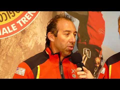 Soccorso Alpino Trentino - Intervista al Presidente Adriano Alimonta