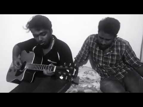 Guppy Malayalam movie song 'Thaniye Mizhikal' Cover by Julin Paul!