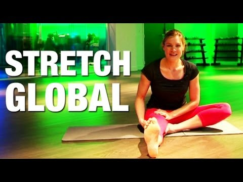 Fitness Master Class - Stretching Global