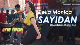 Della Monica Sayidan One Nada Live Plampangrejo Plosorejo