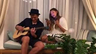 Регина Тодоренко спела с Владом Топаловым