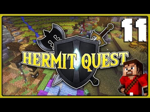 Hermit Quest | S01E11 - MOST EPIC HERMIT BATTLE EVER!!