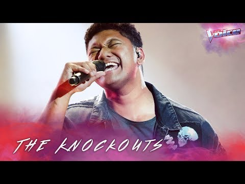 The Knockouts: Chang Po Ching sings Try a Little Tenderness   The Voice Australia 2018
