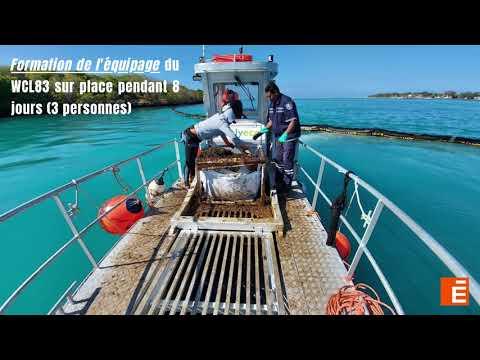 Prestation de services_ Dépollution_ Ile Maurice