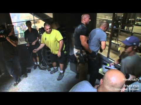 Fast Five Making Of Fast & Furious Five [HD]