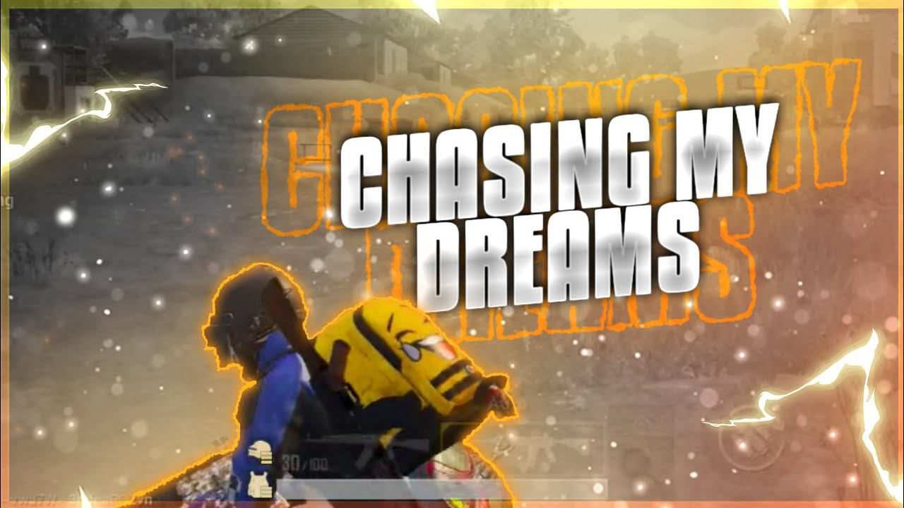Chasing My Dreams | Best Beat Sync Montage Ever | Inspired by DAPSE pako | Android Edit|BRAD GaminG