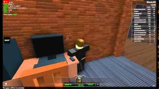 ROBLOX: Let's Play: The Mad Murderer! Partie 1