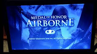 medal of honor airborne на intel hd 3000