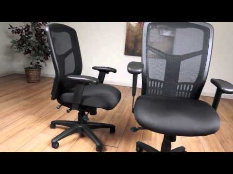 ProGrid Mesh High-Back Multi-Function Swivel-Tilt Chair