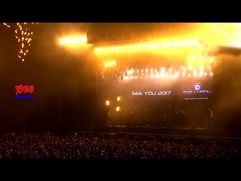 Official Ronnie James Dio Hologram Wacken Performance